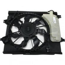 2012 - 2019 Kia Soul Engine / Radiator Cooling Fan Assembly - (1.6L L4 + 2.0L L4) Replacement