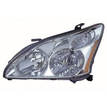 2007 -  2009 Lexus RX350 Front Headlight Assembly Replacement Housing / Lens / Cover - Left <u><i>Driver</i></u> Side