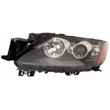 2010 -  2011 Mazda CX-7 Front Headlight Assembly Replacement Housing / Lens / Cover - Left <u><i>Driver</i></u> Side