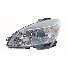 2008 -  2011 Mercedes-Benz C300 Front Headlight Assembly Replacement Housing / Lens / Cover - Left <u><i>Driver</i></u> Side - (204.054 Body Code + 204.081 Body Code)