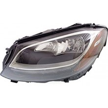 2015 -  2016 Mercedes-Benz C300 Headlight Assembly (NSF Certified) - Left <u><i>Driver</i></u> Side - (205.049 Body Code; Sedan + 205.048 Body Code; Sedan) Replacement