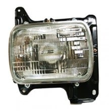 1995 1997 Nissan Pickup Front Headlight Embly Replacement Housing Lens Cover Left
