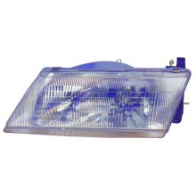 1995 - 1998 Nissan Sentra Front Headlight Assembly Replacement Housing / Lens / Cover - Left <u><i>Driver</i></u> Side