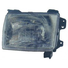 1998 - 2001 Nissan Frontier Front Headlight Assembly Replacement Housing / Lens / Cover - Left <u><i>Driver</i></u> Side