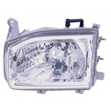 1999 - 2003 Nissan Pathfinder Front Headlight Assembly Replacement Housing / Lens / Cover - Left <u><i>Driver</i></u> Side
