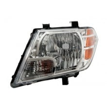 2009 - 2018 Nissan Frontier Front Headlight Assembly Replacement Housing / Lens / Cover - Left <u><i>Driver</i></u> Side