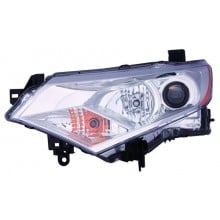 Genuine Nissan Parts B6010-7B000 Passenger Side Headlight Assembly Composite