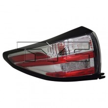 2015 Nissan Murano Rear Tail Light Assembly Replacement / Lens / Cover - Left <u><i>Driver</i></u> Side Outer