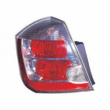 2007 - 2009 Nissan Sentra Rear Tail Light Assembly Replacement Housing / Lens / Cover - Left <u><i>Driver</i></u> Side - (2.0L L4)