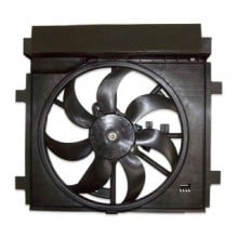 2013 -  2015 Nissan Sentra Engine / Radiator Cooling Fan Assembly Replacement