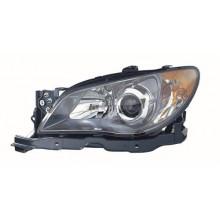 2006 Subaru Impreza Front Headlight Assembly Replacement Housing / Lens / Cover - Left <u><i>Driver</i></u> Side