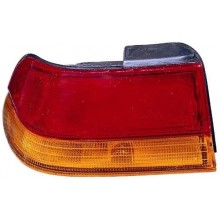 1995 - 1999 Subaru Legacy Rear Tail Light Assembly Replacement / Lens / Cover - Left <u><i>Driver</i></u> Side - (4 Door; Sedan)
