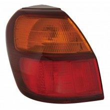 2000 - 2004 Subaru Legacy Rear Tail Light Assembly Replacement / Lens / Cover - Left <u><i>Driver</i></u> Side Outer