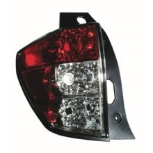 2009 -  2013 Subaru Forester Rear Tail Light Assembly Replacement Housing / Lens / Cover - Left <u><i>Driver</i></u> Side