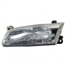 1997 - 1999 Toyota Camry Front Headlight Assembly Replacement Housing / Lens / Cover - Left <u><i>Driver</i></u> Side
