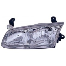 2000 -  2001 Toyota Camry Front Headlight Assembly Replacement Housing / Lens / Cover - Left <u><i>Driver</i></u> Side