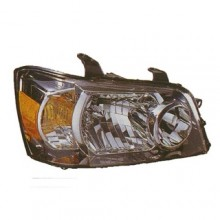 2004 -  2006 Toyota Highlander Front Headlight Assembly Replacement Housing / Lens / Cover - Left <u><i>Driver</i></u> Side