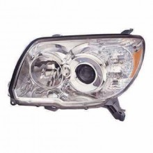 2006 - 2009 Toyota 4Runner Front Headlight Assembly Replacement Housing / Lens / Cover - Left <u><i>Driver</i></u> Side - (Limited + SR5)