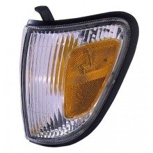 1997 - 2000 Toyota Tacoma Parking Light Assembly Replacement / Lens Cover - Left <u><i>Driver</i></u> Side - (4WD + Pre Runner RWD)