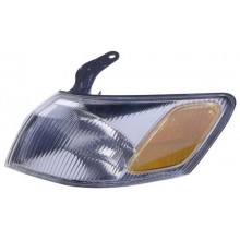 1997 -  1999 Toyota Camry Turn Signal Light Assembly Replacement / Lens Cover - Front Left <u><i>Driver</i></u> Side