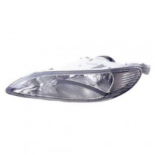 2005 -  2008 Toyota Corolla Fog Light Assembly Replacement Housing / Lens / Cover - Left <u><i>Driver</i></u> Side - (CE + LE)