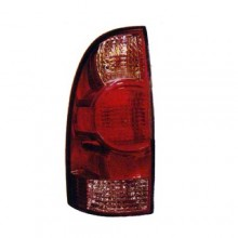 2005 -  2015 Toyota Tacoma Rear Tail Light Assembly Replacement / Lens / Cover - Left <u><i>Driver</i></u> Side