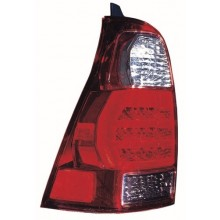 2006 -  2009 Toyota 4Runner Rear Tail Light Assembly Replacement / Lens / Cover - Left <u><i>Driver</i></u> Side