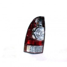 2009 -  2015 Toyota Tacoma Rear Tail Light Assembly Replacement / Lens / Cover - Left <u><i>Driver</i></u> Side