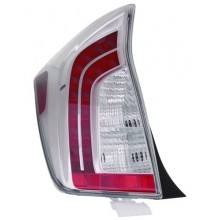 2012 - 2015 Toyota Prius Rear Tail Light Assembly Replacement / Lens / Cover - Left <u><i>Driver</i></u> Side