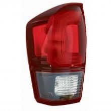 2018 - 2020 Toyota Tacoma Tail Light Rear Lamp - Left <u><i>Driver</i></u> (CAPA Certified)