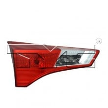2013 - 2018 Toyota RAV4 Rear Tail Light Assembly Replacement / Lens / Cover - Left <u><i>Driver</i></u> Side Inner