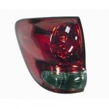 2005 - 2007 Toyota Sequoia Rear Tail Light Assembly Replacement / Lens / Cover - Left <u><i>Driver</i></u> Side Outer