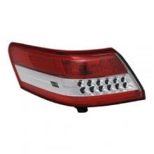 2010 -  2011 Toyota Camry Rear Tail Light Assembly Replacement / Lens / Cover - Left <u><i>Driver</i></u> Side Outer