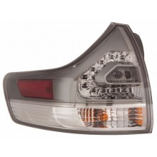 2011 - 2020 Toyota Sienna Rear Tail Light Assembly Replacement / Lens / Cover - Left <u><i>Driver</i></u> Side Outer - (SE)