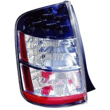 2004 -  2005 Toyota Prius Rear Tail Light Assembly Replacement Housing / Lens / Cover - Left <u><i>Driver</i></u> Side