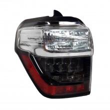 2014 - 2020 Toyota 4runner Tail Light Rear Lamp - Left <u><i>Driver</i></u>