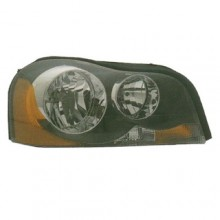 2003 -  2014 Volvo XC90 Front Headlight Assembly Replacement Housing / Lens / Cover - Left <u><i>Driver</i></u> Side