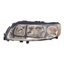 2005 - 2007 Volvo XC70 Front Headlight Assembly Replacement Housing / Lens / Cover - Left <u><i>Driver</i></u> Side