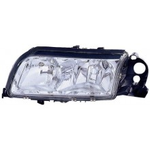1999 -  2003 Volvo S80 Front Headlight Assembly Replacement Housing / Lens / Cover - Left <u><i>Driver</i></u> Side