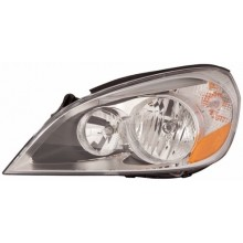 2011 -  2013 Volvo S60 Front Headlight Assembly Replacement Housing / Lens / Cover - Left <u><i>Driver</i></u> Side