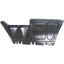 Passenger Side Engine Splash Shield For 98-2005 Volkswagen Beetle Hatchback 2-Dr