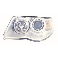 2008 -  2010 Volkswagen Touareg Front Headlight Assembly Replacement Housing / Lens / Cover - Left <u><i>Driver</i></u> Side