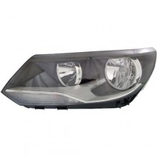 2012 -  2016 Volkswagen Tiguan Front Headlight Assembly Replacement Housing / Lens / Cover - Left <u><i>Driver</i></u> Side