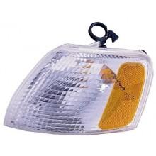 1998 -  2001 Volkswagen Passat Turn Signal Light Assembly Replacement / Lens Cover - Front Left <u><i>Driver</i></u> Side - (GLS + GLS 4 Motion + GLX + GLX 4 Motion)