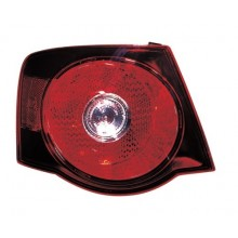 Partslink Number VW2801120 OE Replacement Volkswagen Jetta Passenger Side Taillight Assembly