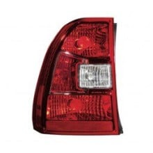 2009 -  2010 Kia Sportage Rear Tail Light Assembly Replacement Housing / Lens / Cover - Left <u><i>Driver</i></u> Side