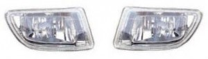 1999-2004 Honda Odyssey Fog Light Lamp (Pair, Driver & Passenger)