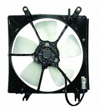 1994-1997 Honda Accord Radiator Cooling Fan Assembly (Denso)