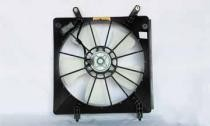 1998 - 2002 Honda Accord Radiator Cooling Fan Assembly (4 Cylinder / Denso)