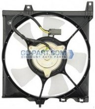 1991-1994 Nissan Sentra Radiator Cooling Fan Assembly